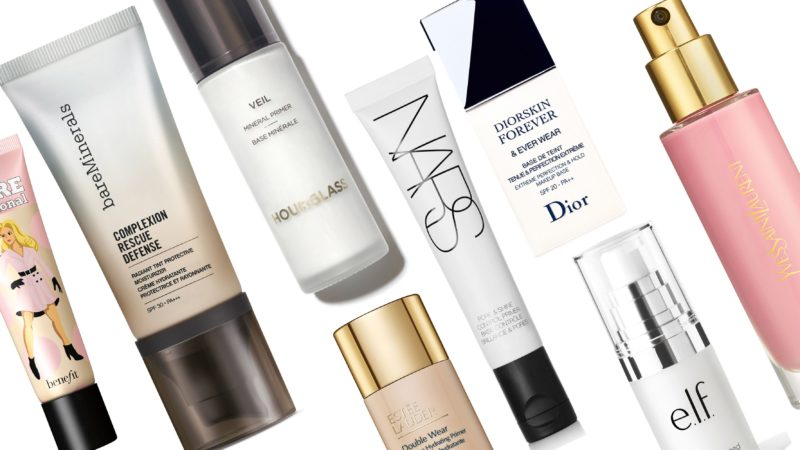 Make Your Makeup Last With Primer and Setting Sprays