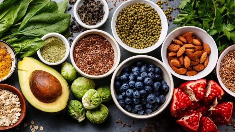 10 Super Foods