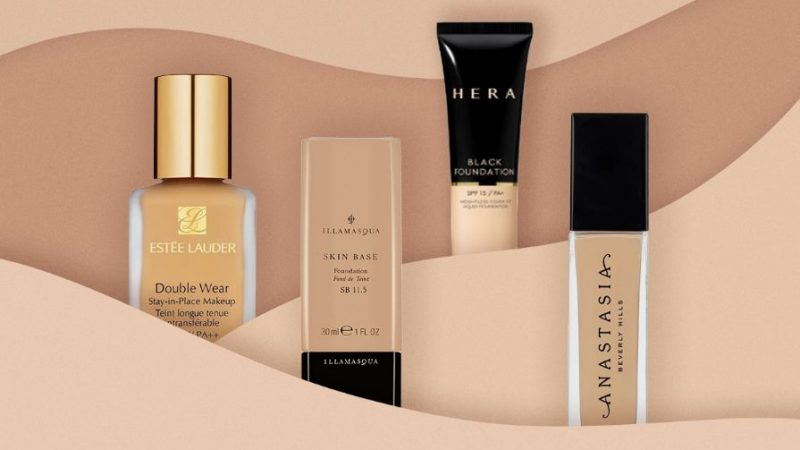 Foundation For All Skin Types